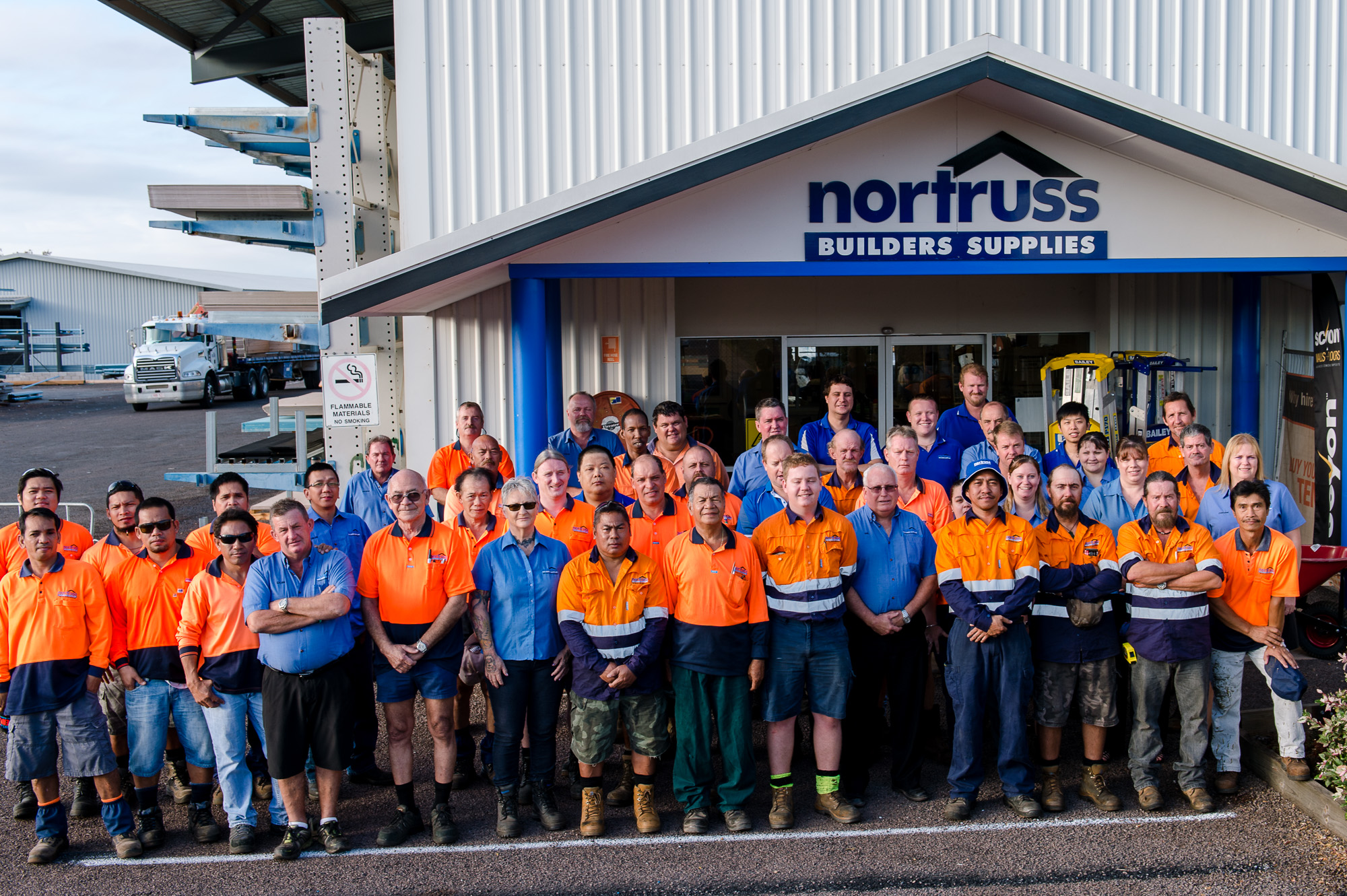 Nortruss Staff
